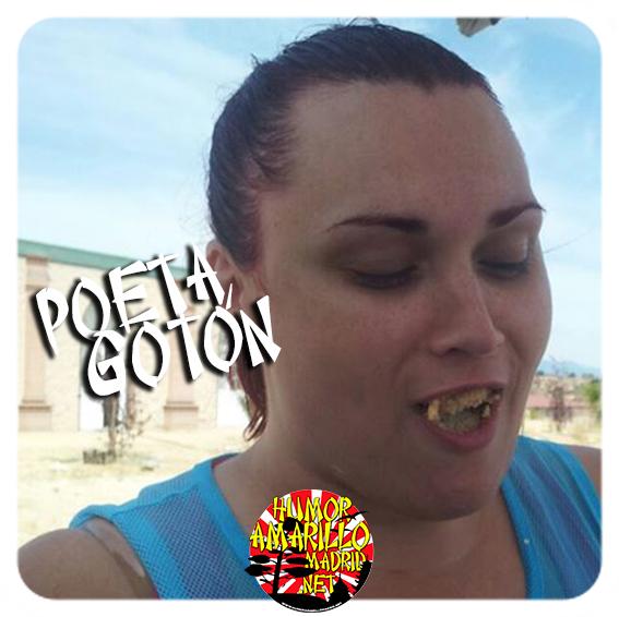 Poeta Glotón